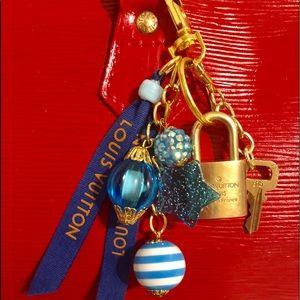❤️Authentic Louis Vuitton Lock & Key #316